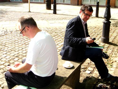 Tim-and-paul-at-salford